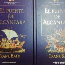 Libros de segunda mano: LOTE LIBROS (5) NOVELA HISTÓRICA DE LA EDAD MEDIA, PLANETA D'AGOSTINI. Lote 212707693