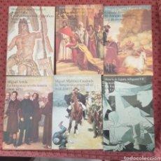 Libros de segunda mano: HISTORIA DE ESPAÑA DE ALFAGUARA. Lote 213563892