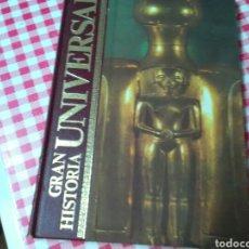 Libros de segunda mano: GRAN HISTORIA UNIVERSAL .TOMOXXVI . AMÈRICA PREHISPÁNICA . CLUB INTERNACIONAL DEL LIBRO. Lote 214256163