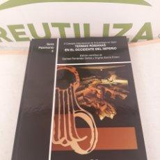 Libros de segunda mano: TERMAS ROMANAS ENNEL OCCIDENTE DEL IMPERIO.VTP EDITORIAL.. Lote 214286961