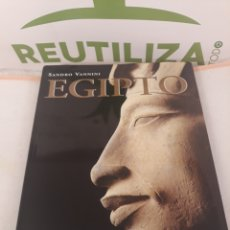 Libros de segunda mano: EGIPTO.SABDRO VANNINI.ELECTA.. Lote 214291100