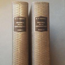 Libros de segunda mano: HISTORIA UNIVERSAL DE LA CIVILIZACIÓN DE RICARDO VERA TORNELL ILUSTRADO. EDITORIAL RAMON SOPENA. Lote 215561720