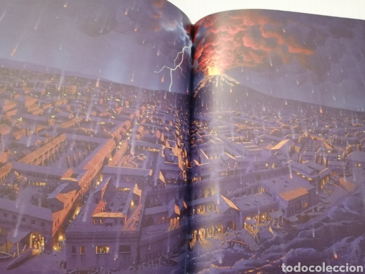 Libros de segunda mano: Los secretos del Vesubio (Primera edición) - Foto 7 - 215696507