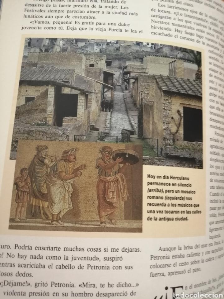 Libros de segunda mano: Los secretos del Vesubio (Primera edición) - Foto 11 - 215696507