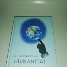 Libros de segunda mano: HENDRIK WILLEM VAN LOON - LA HISTÒRIA DE LA HUMANITAT. Lote 216936071