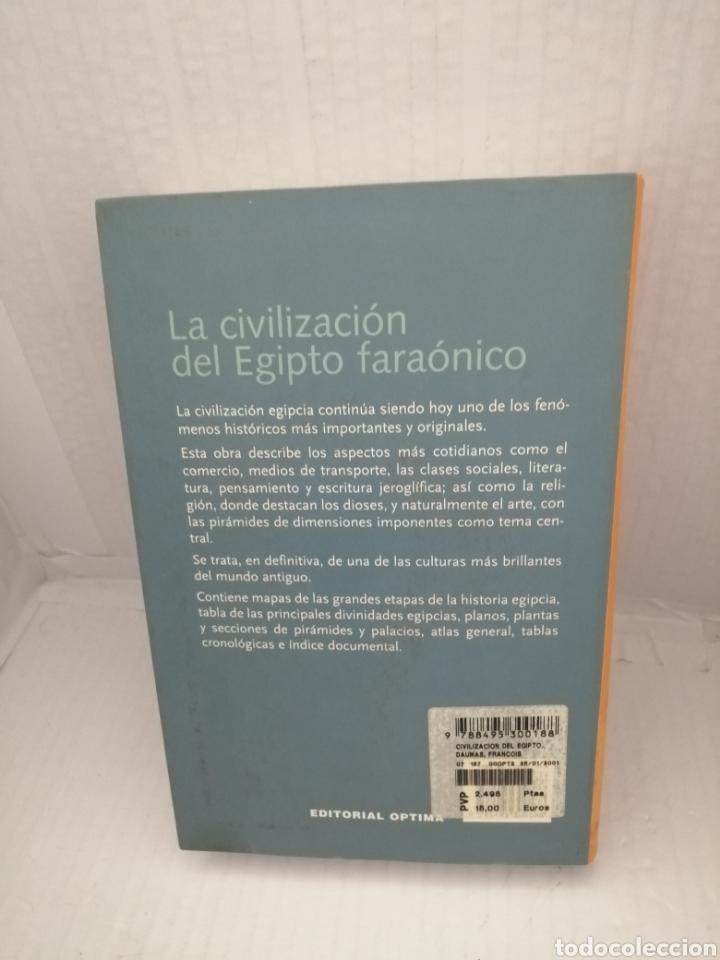 Libros de segunda mano: La Civilización del Egipto Faraónico (Primera edición) - Foto 2 - 216988287