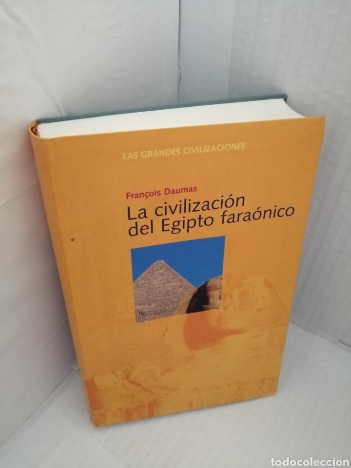 Libros de segunda mano: La Civilización del Egipto Faraónico (Primera edición) - Foto 3 - 216988287