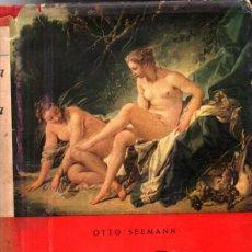 Libros de segunda mano: OTTO SEEMANN : MITOLOGÍA CLÁSICA ILUSTRADA (VERGARA, 1958) GRAN FORMATO. Lote 217237745