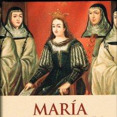 Libros de segunda mano: MARÍA DE MOLINA POR MARÍA ANTONIA CARMONA RUIZ. Lote 217336336