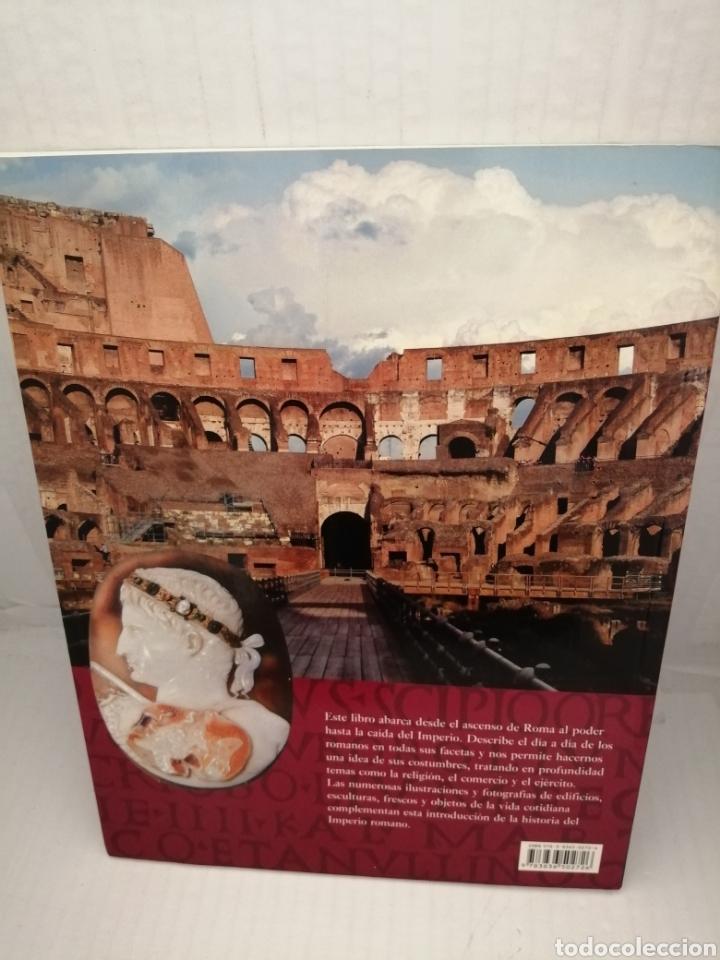 Libros de segunda mano: Los Romanos. Cultura y mitología - Foto 2 - 217594907