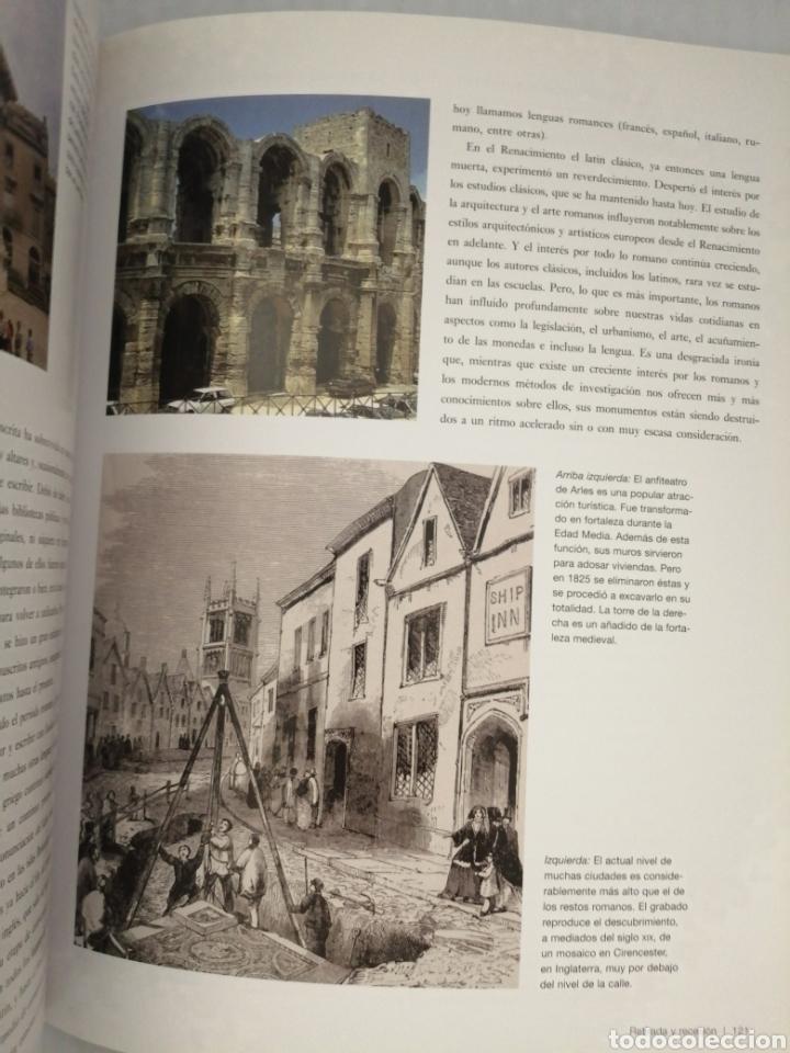 Libros de segunda mano: Los Romanos. Cultura y mitología - Foto 3 - 217594907