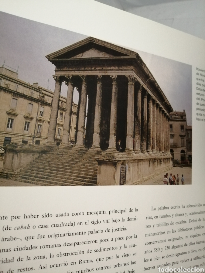 Libros de segunda mano: Los Romanos. Cultura y mitología - Foto 4 - 217594907