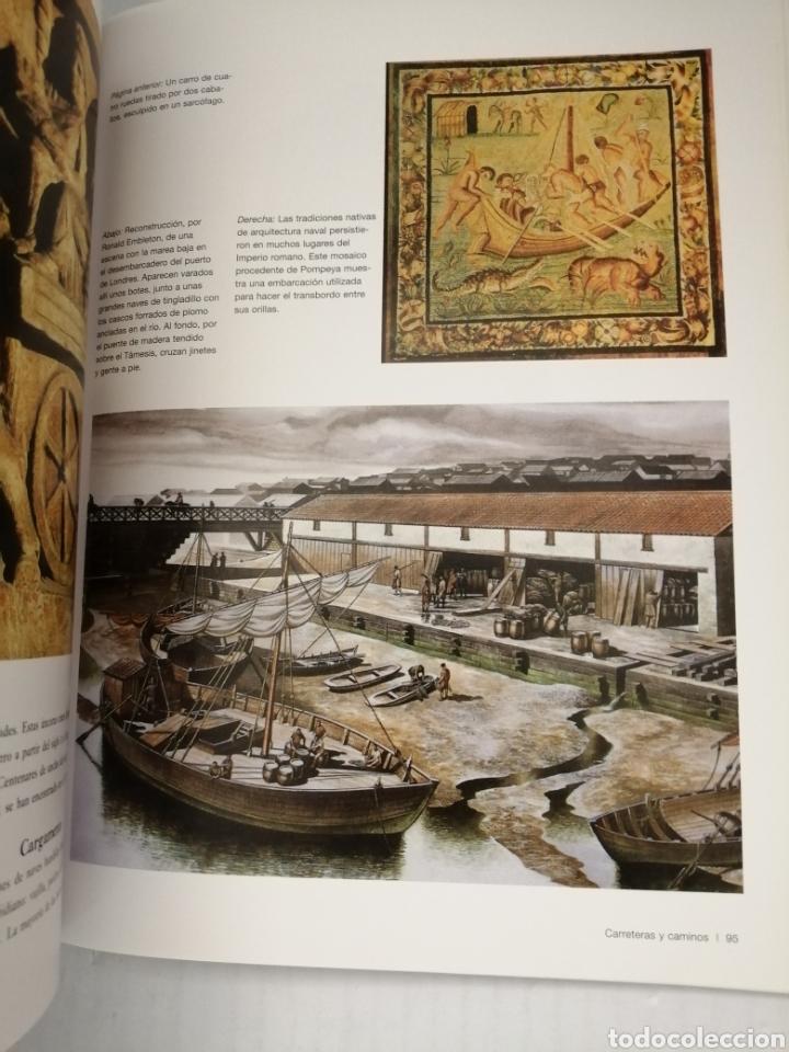 Libros de segunda mano: Los Romanos. Cultura y mitología - Foto 6 - 217594907