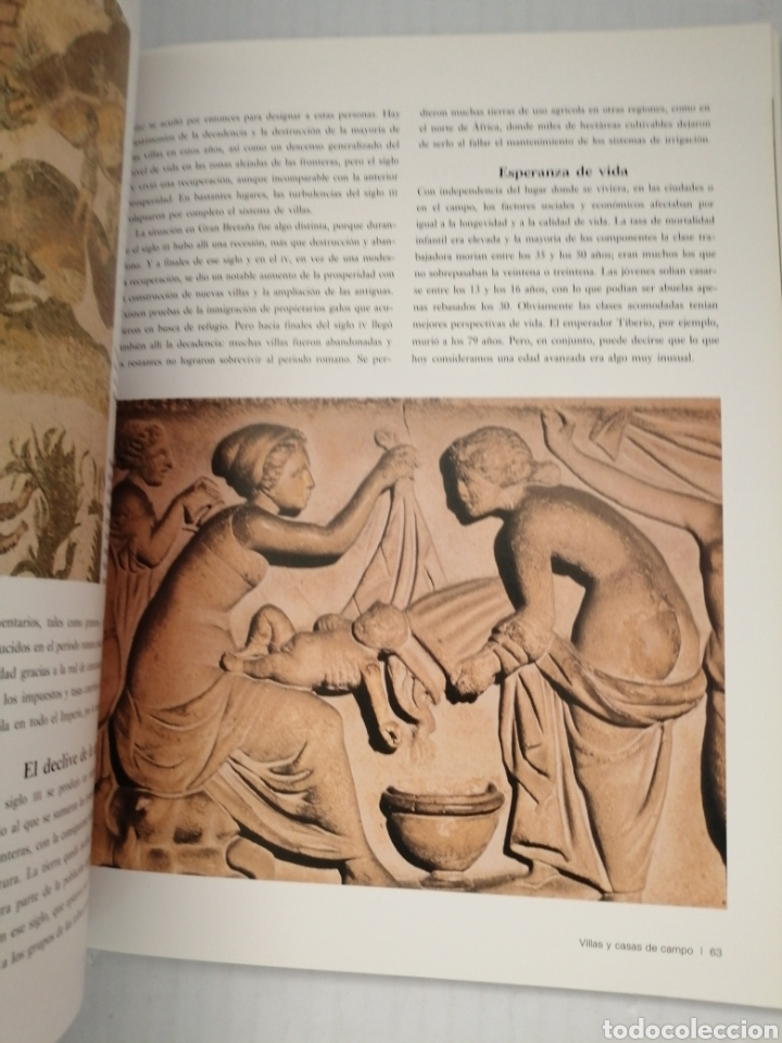 Libros de segunda mano: Los Romanos. Cultura y mitología - Foto 7 - 217594907