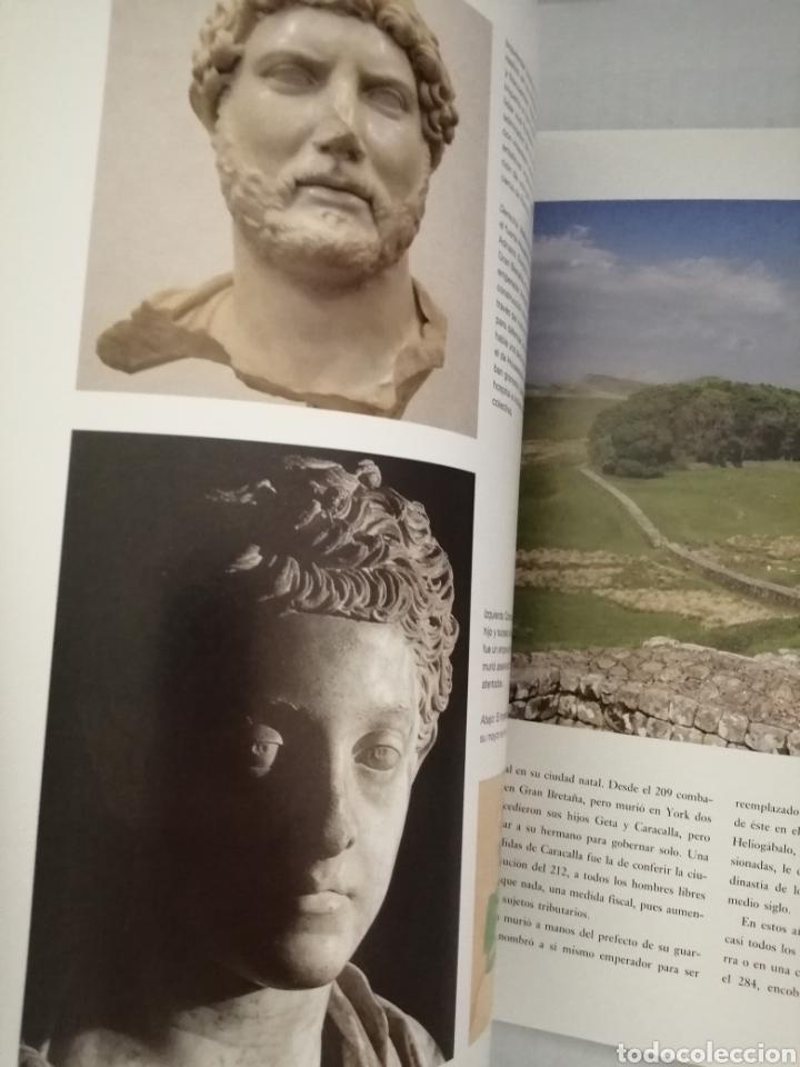 Libros de segunda mano: Los Romanos. Cultura y mitología - Foto 8 - 217594907