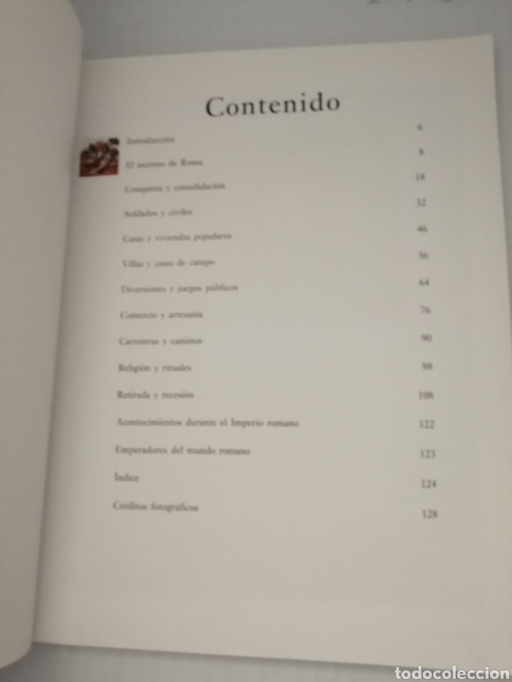 Libros de segunda mano: Los Romanos. Cultura y mitología - Foto 9 - 217594907