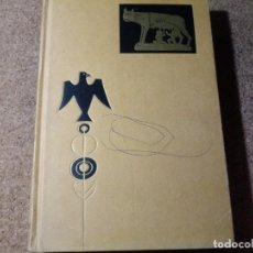 Libros de segunda mano: LIBRO HISTORIA DE ROMA DE A. SUSINA MOIZZI. Lote 217977328