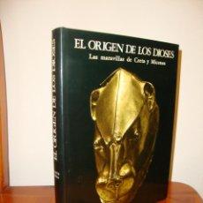 Libros de segunda mano: EL ORIGEN DE LOS DIOSES. LAS MARAVILLAS DE CRETA Y MICENAS - JACQUETTA HAWKES - NOGUER, PERFECTO EST. Lote 218341423