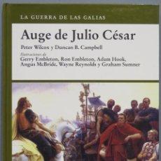 Libros de segunda mano: AUGE DE JULIO CESAR. VV.AA. Lote 218455653