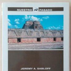Libros de segunda mano: LAS CIUDADES DEL ANTIGUO MEXICO - COL. NUESTRO PASADO. Lote 218572596