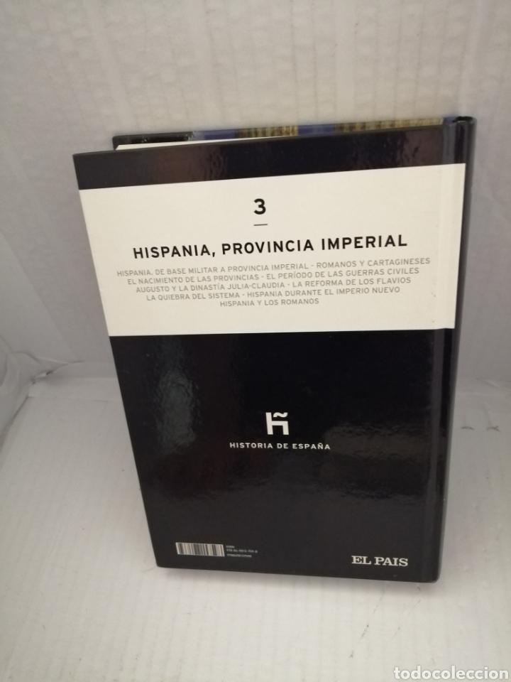 Libros de segunda mano: Hispania, Provincia Imperial - Foto 2 - 218695013