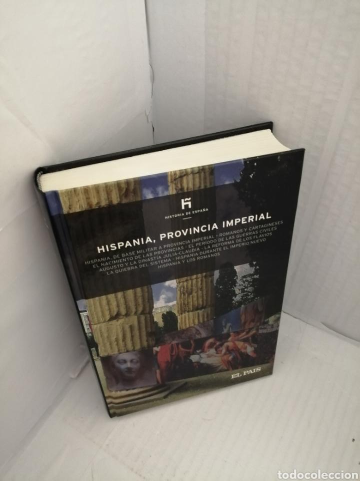 Libros de segunda mano: Hispania, Provincia Imperial - Foto 3 - 218695013