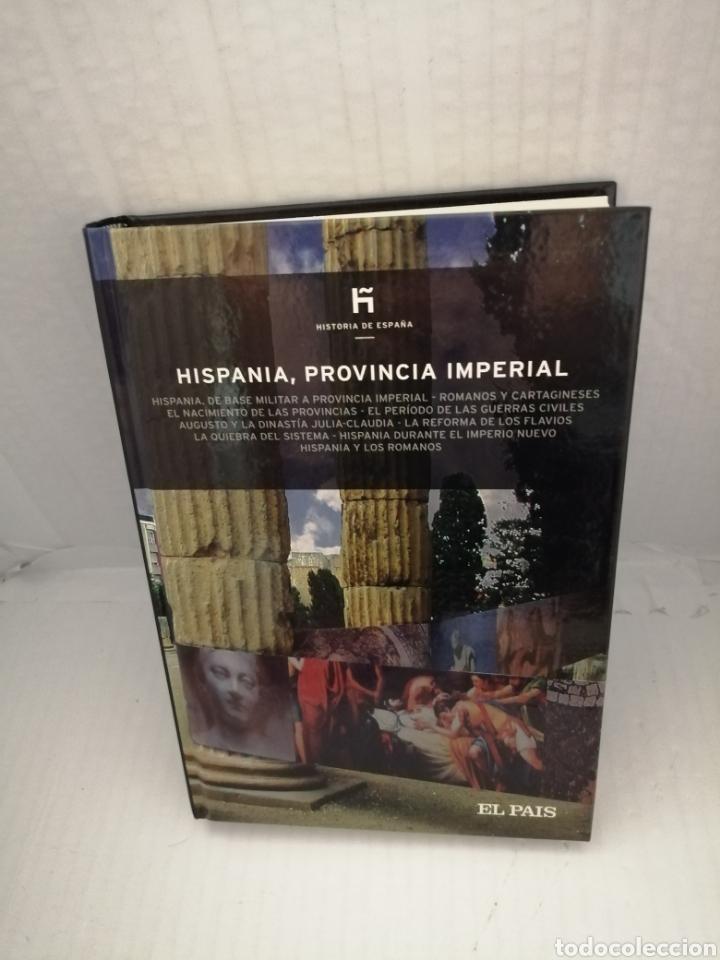 HISPANIA, PROVINCIA IMPERIAL (Libros de Segunda Mano - Historia Antigua)