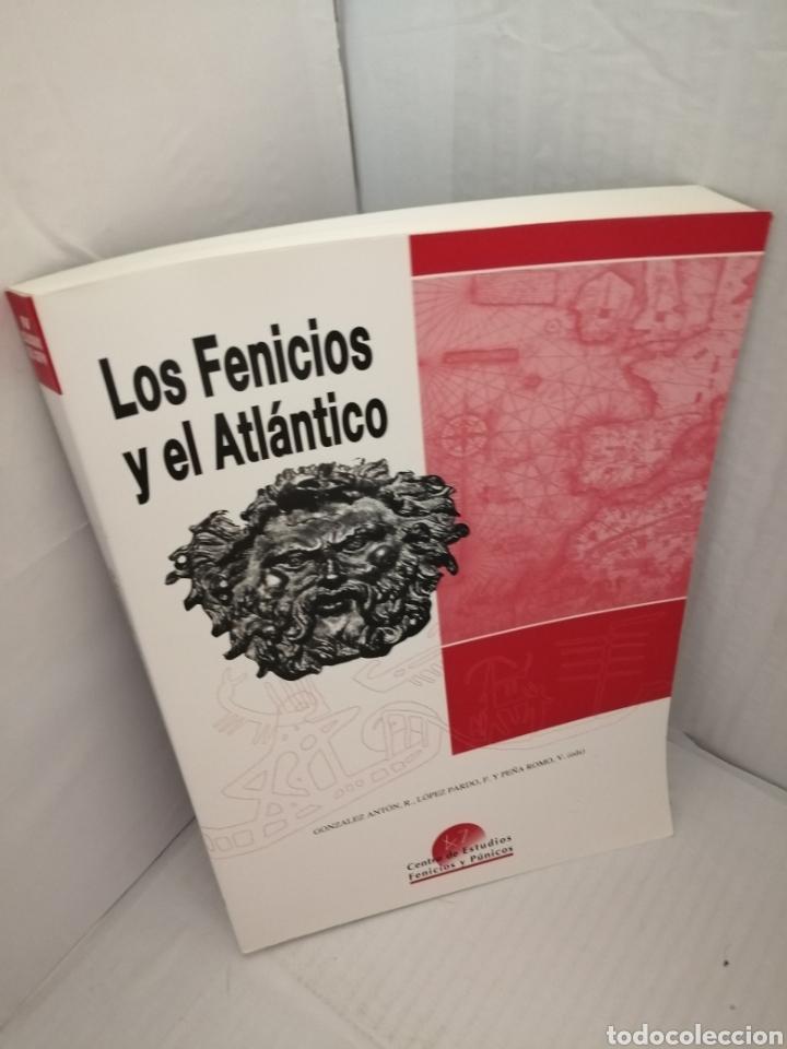 Libros de segunda mano: Los fenicios y el Atlántico. IV Coloquio del CEFYP - Foto 3 - 218979412