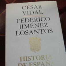 Libros de segunda mano: LIBRO HISTORIA DE ESPAÑA. Lote 219305651