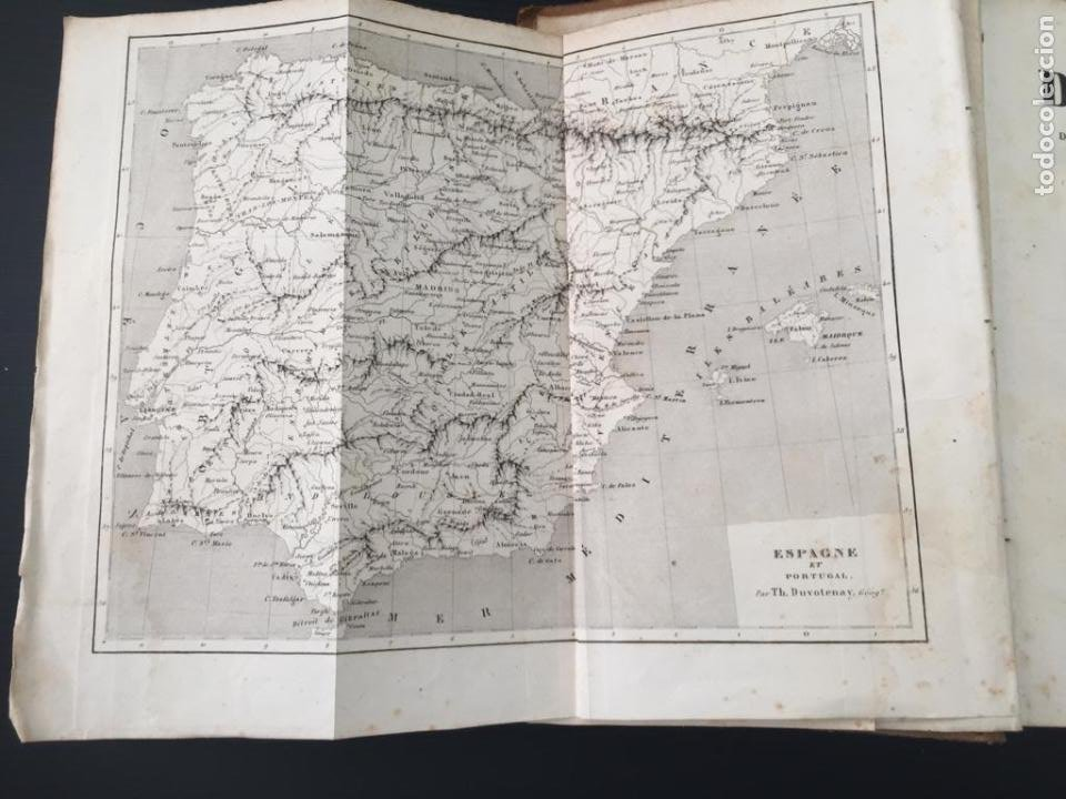 Libros de segunda mano: PANORAMA UNIVERSAL - HISTORIA Y DESCRIPCION DE TODOS LOS PUEBLOS DE ESPAÑA - Foto 5 - 220477970