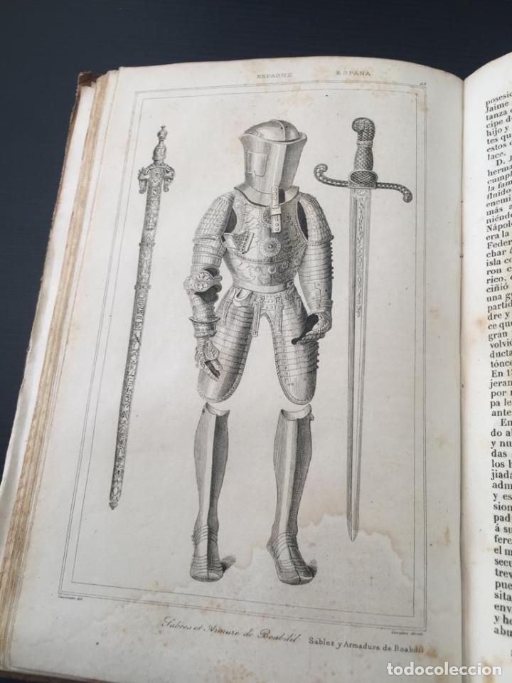 Libros de segunda mano: PANORAMA UNIVERSAL - HISTORIA Y DESCRIPCION DE TODOS LOS PUEBLOS DE ESPAÑA - Foto 7 - 220477970
