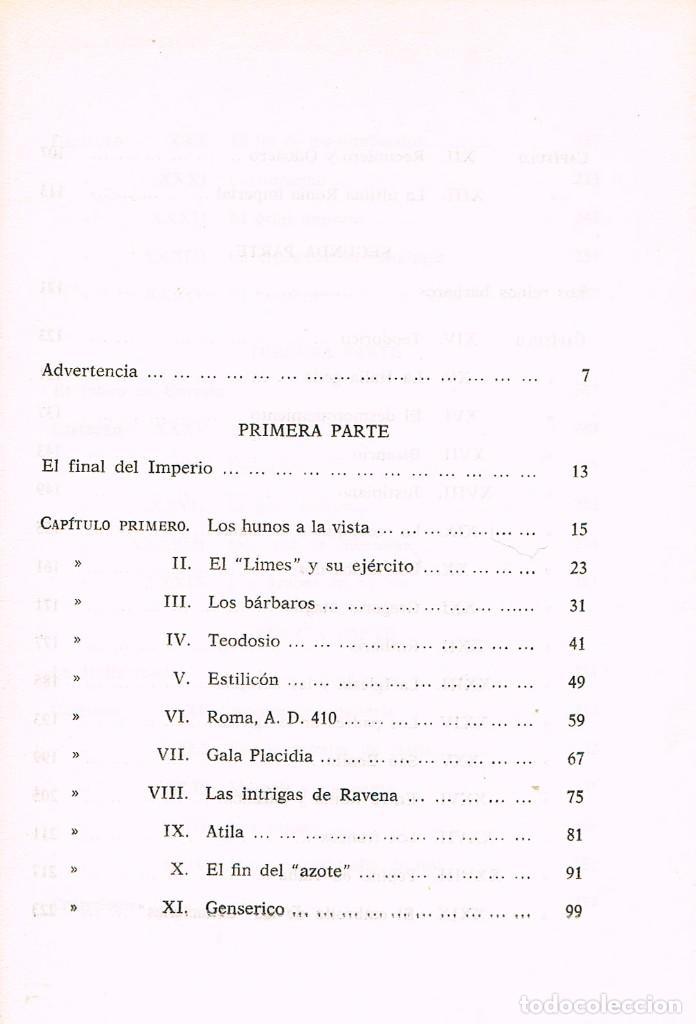 Libros de segunda mano: Indro Montanelli, Hisoria de la Edad Media, Ver indice - Foto 2 - 220511072
