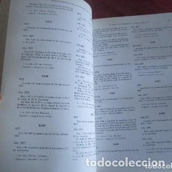 Libros de segunda mano: CATALOGO INVENTARIO GENERAL DEL ARCHIVO MUNICIPAL DE OVIEDO TOMO 2 - 1ª PARTE. - Foto 4 - 221263878