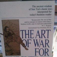 Libros de segunda mano: THE ART OF WAR FOR EXECUTIVES, DONALD G. KRAUSE. Lote 221947760