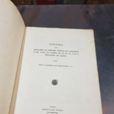 Libros de segunda mano: LIBRO HISTORIA DEL SANTUARIO NUESTRA SEÑORA DE ANGOSTO Y DEL VALLE DE GOVEA PROVINCIA DE ÁLAVA. Lote 222070852