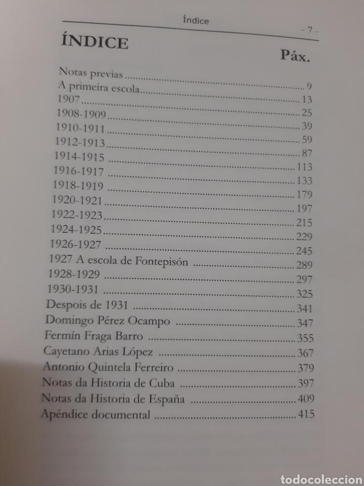 Libros de segunda mano: 2007 GALICIA LIGA SANTABALLESA HISTORIA ESCOLA HABANERA LUGO LIBRERIA O ALMACÉN DO COLISEVM - Foto 2 - 222115528
