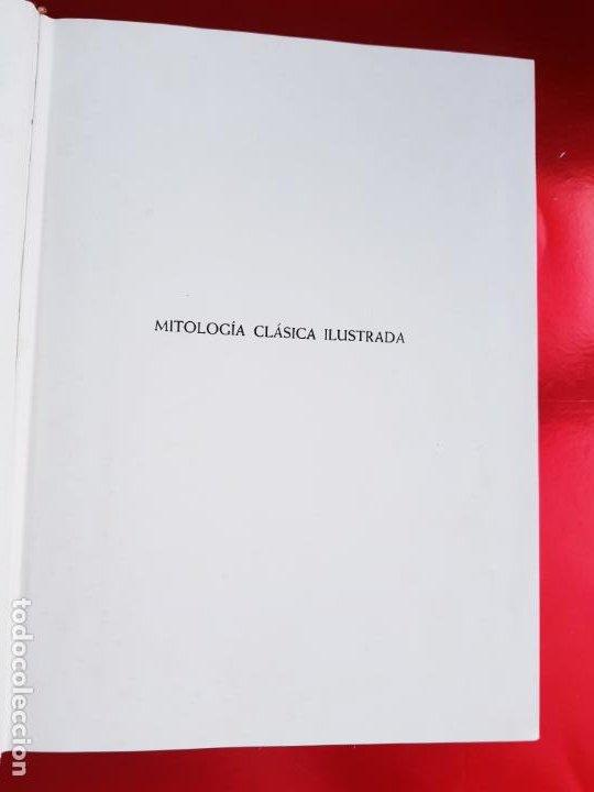 Libros de segunda mano: LIBRO-MITOLOGÍA CLÁSICA ILUSTRADA-SEEMANN-VERGARA EDITORIAL-1960- - Foto 5 - 222179677