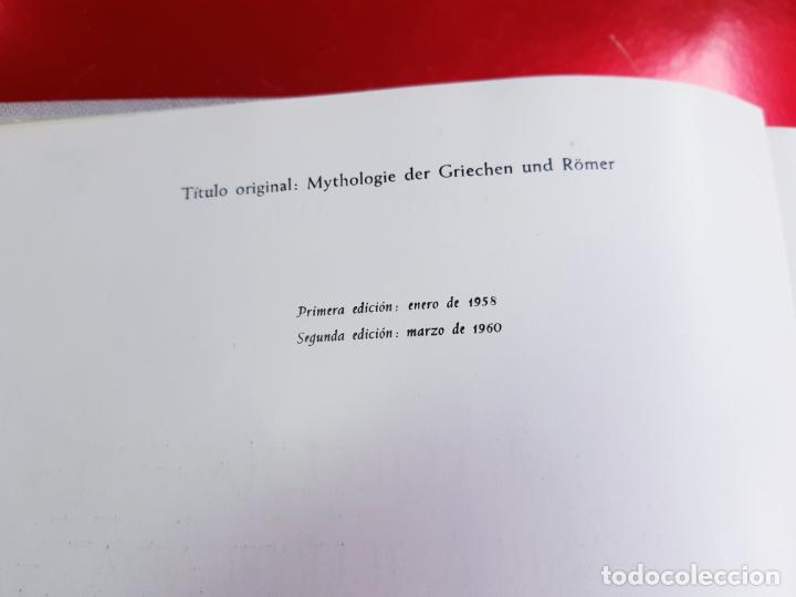 Libros de segunda mano: LIBRO-MITOLOGÍA CLÁSICA ILUSTRADA-SEEMANN-VERGARA EDITORIAL-1960- - Foto 8 - 222179677