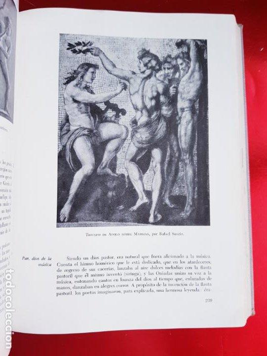 Libros de segunda mano: LIBRO-MITOLOGÍA CLÁSICA ILUSTRADA-SEEMANN-VERGARA EDITORIAL-1960- - Foto 11 - 222179677