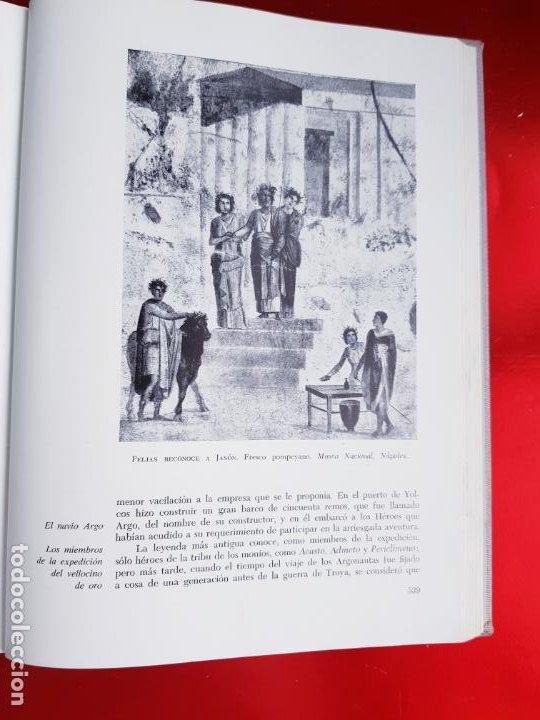 Libros de segunda mano: LIBRO-MITOLOGÍA CLÁSICA ILUSTRADA-SEEMANN-VERGARA EDITORIAL-1960- - Foto 13 - 222179677