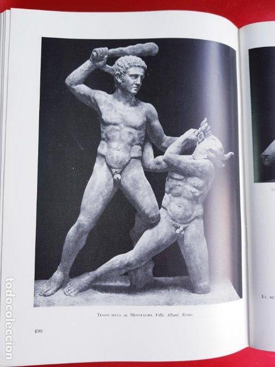 Libros de segunda mano: LIBRO-MITOLOGÍA CLÁSICA ILUSTRADA-SEEMANN-VERGARA EDITORIAL-1960- - Foto 14 - 222179677