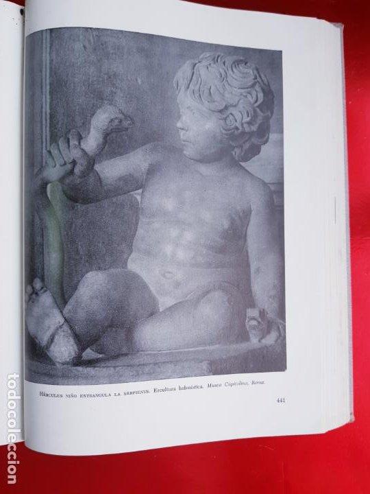 Libros de segunda mano: LIBRO-MITOLOGÍA CLÁSICA ILUSTRADA-SEEMANN-VERGARA EDITORIAL-1960- - Foto 15 - 222179677