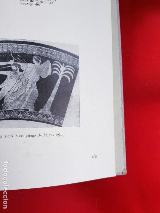 Libros de segunda mano: LIBRO-MITOLOGÍA CLÁSICA ILUSTRADA-SEEMANN-VERGARA EDITORIAL-1960- - Foto 16 - 222179677