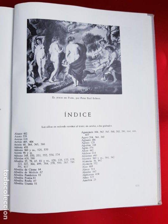 Libros de segunda mano: LIBRO-MITOLOGÍA CLÁSICA ILUSTRADA-SEEMANN-VERGARA EDITORIAL-1960- - Foto 17 - 222179677