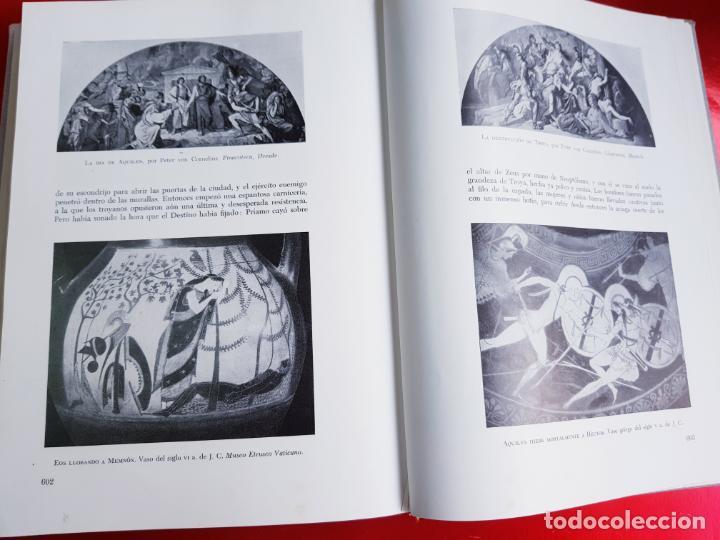 Libros de segunda mano: LIBRO-MITOLOGÍA CLÁSICA ILUSTRADA-SEEMANN-VERGARA EDITORIAL-1960- - Foto 18 - 222179677