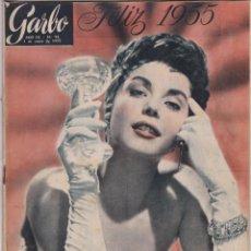 Libros de segunda mano: REVISTA GARBO AÑO 1955 -Nº 94 - EL VERDADERO OBJETIVO DE AVA GARDNER ES HOWARD HUGUES. Lote 222796061