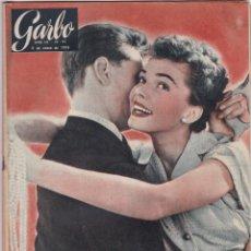 Libros de segunda mano: REVISTA GARBO AÑO 1955 -Nº 95 - ¿ SON DOS LOS MONSTRUOS DEL LAGO NESS ?. Lote 222796231