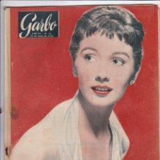 Libros de segunda mano: REVISTA GARBO AÑO 1955 -Nº 96 EL MAYOR PORTAVIONES DEL MUNDO EL FORRESTAL. Lote 222796403