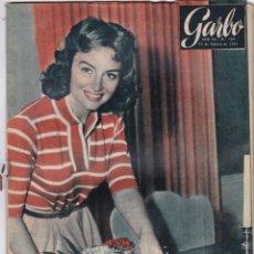 Libros de segunda mano: REVISTA GARBO AÑO 1955 -Nº 100 PIRULO EL PERIODISTA DE LAS BARRACAS. Lote 222810436