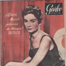 Libros de segunda mano: REVISTA GARBO AÑO 1955 -Nº 125 GLORIA MARCH PRICESA DE MONACO. Lote 222854887